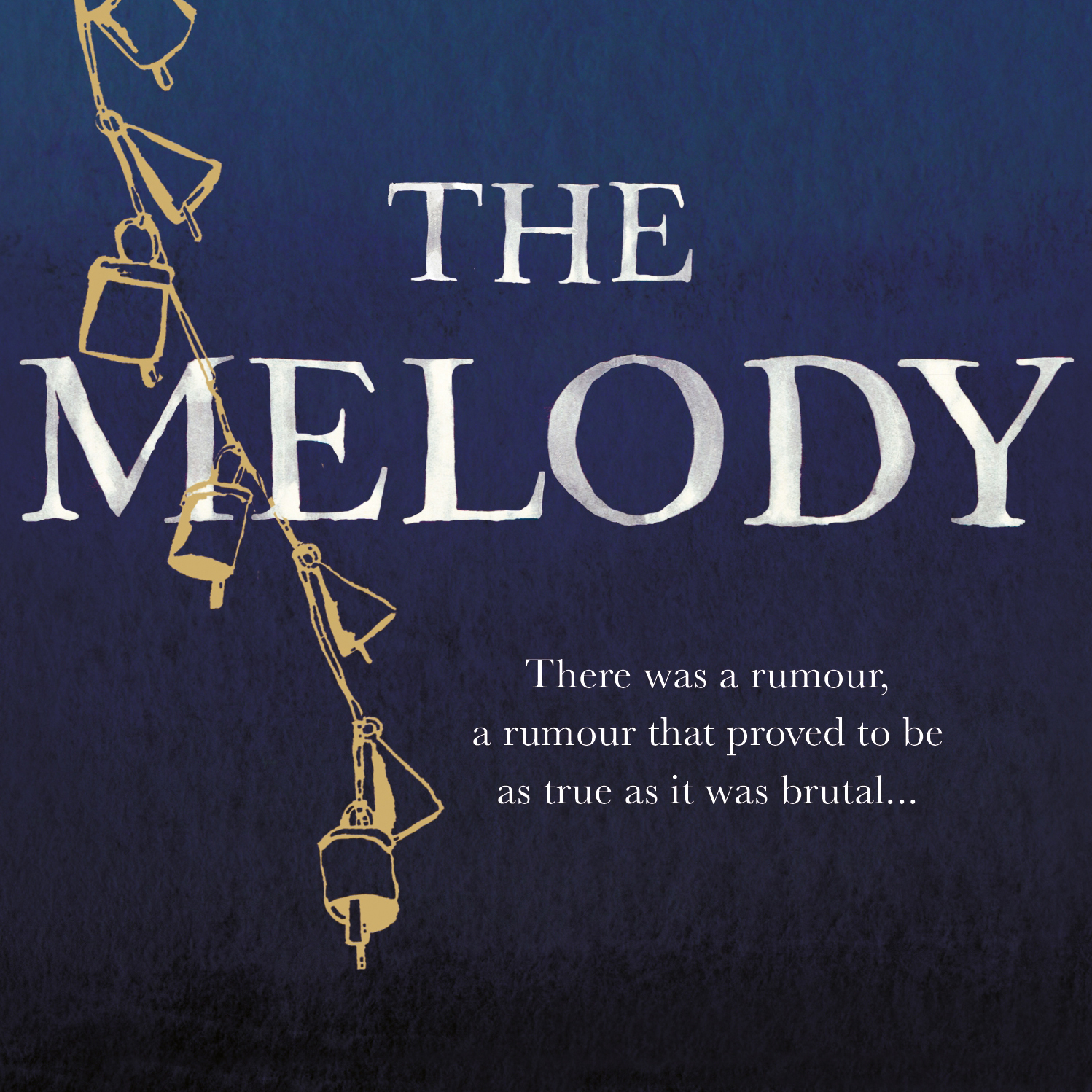 Jim Crace, Melody, book cover