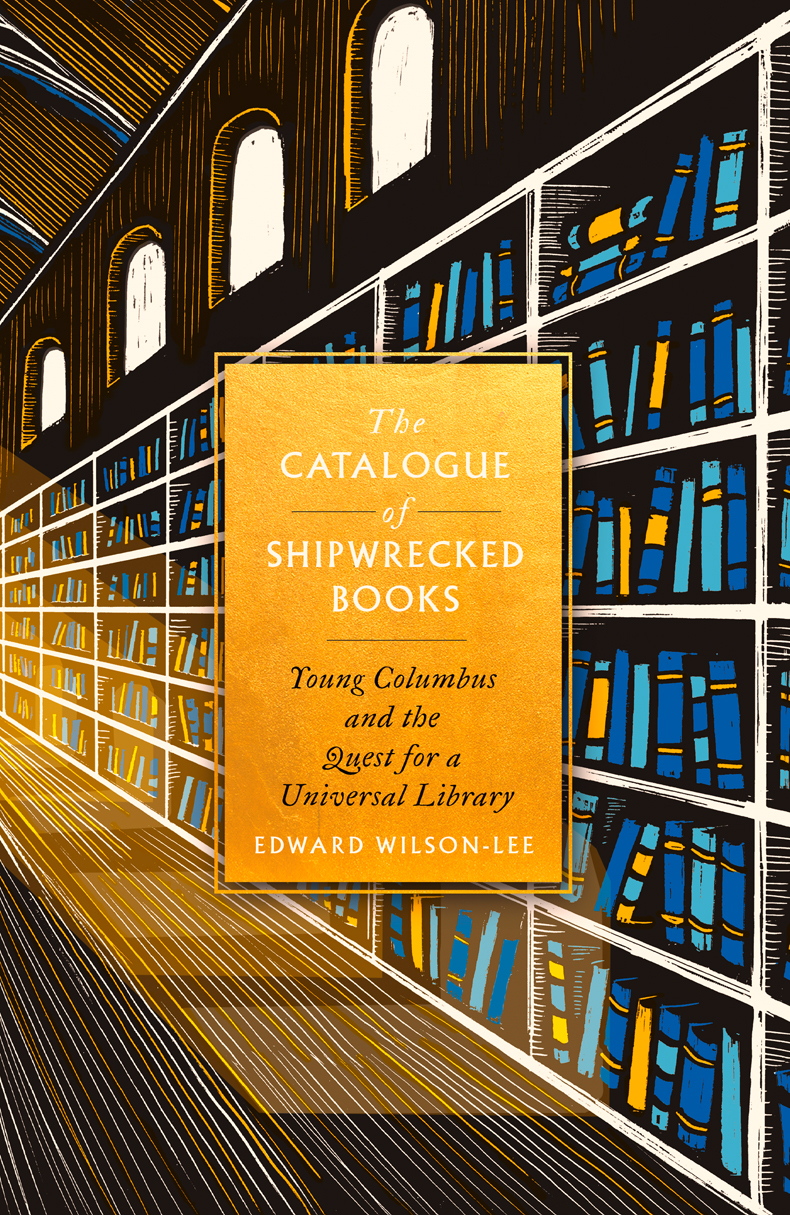 Catalogue of Shipwrecked Books (cover)