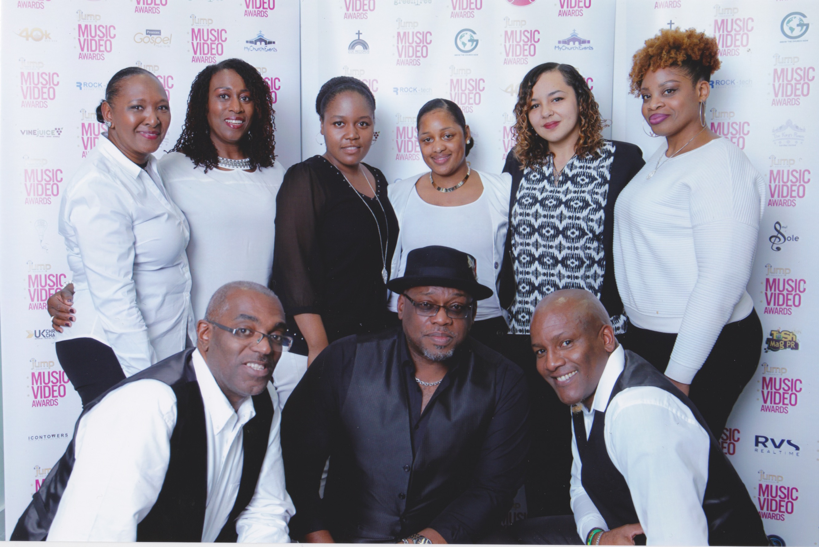 IDMC Soul & Gospel Choir, John Fisher IDMC Founder/Choir Director (credit: JoFishMusic)