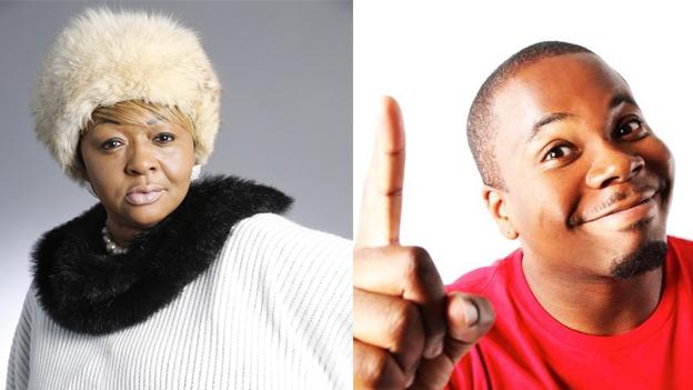 Caribbean Comedy Week With Glenda Jaxson And Marlon Davis The British Library