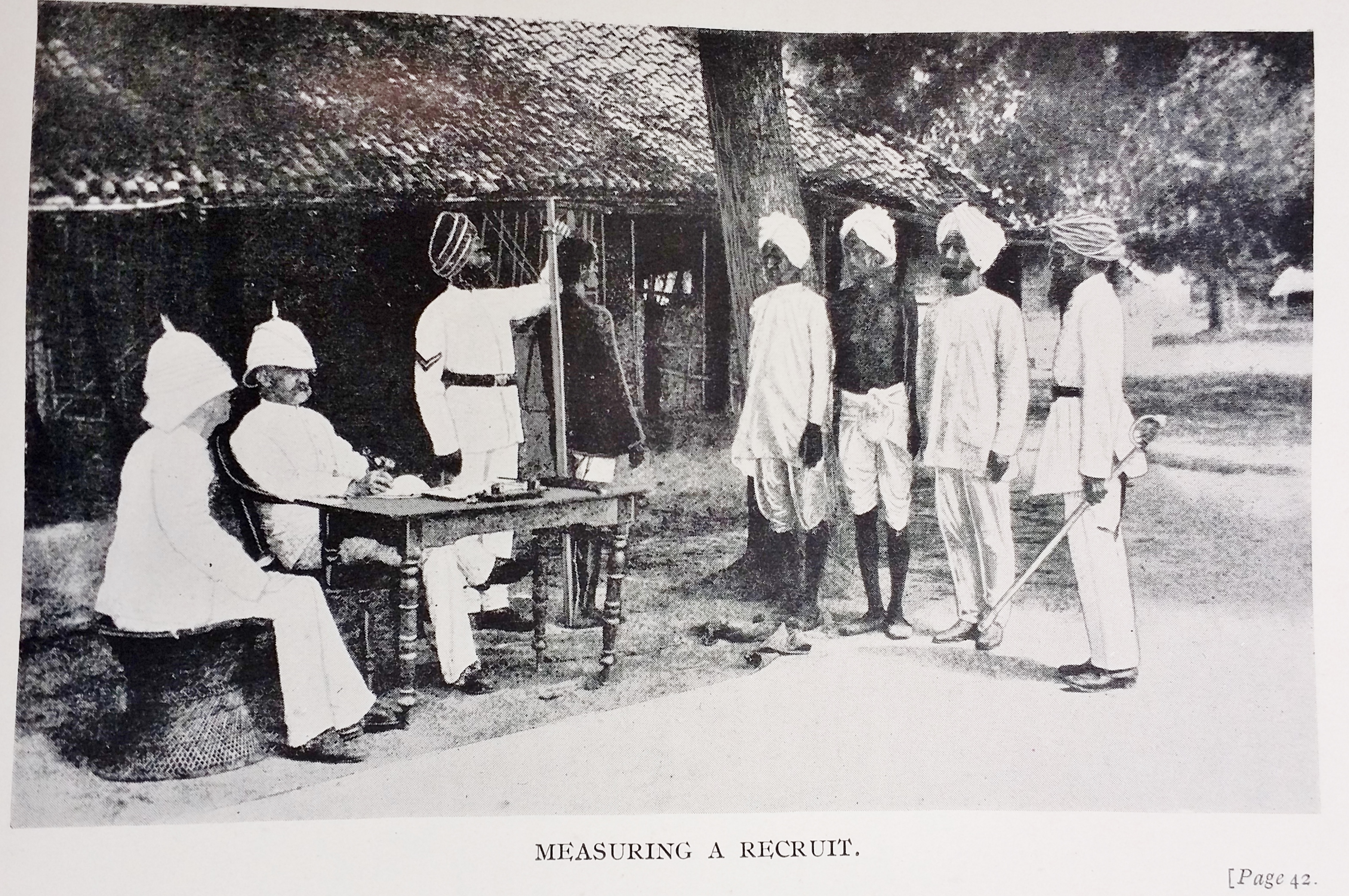 Life in the Indian Police, by C.E Gouldsbury (1912, British Library Asia, Pacific & Africa T 9029)