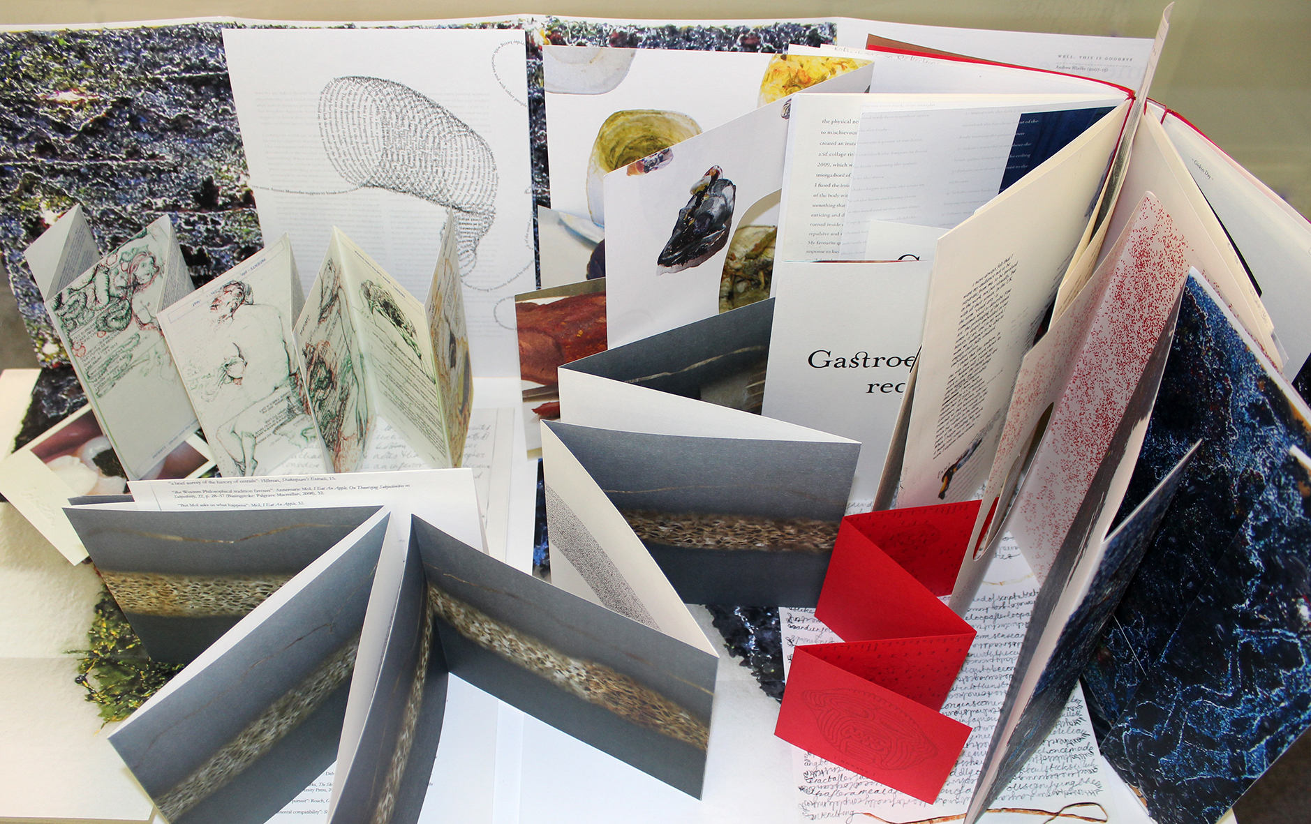 Artists books now