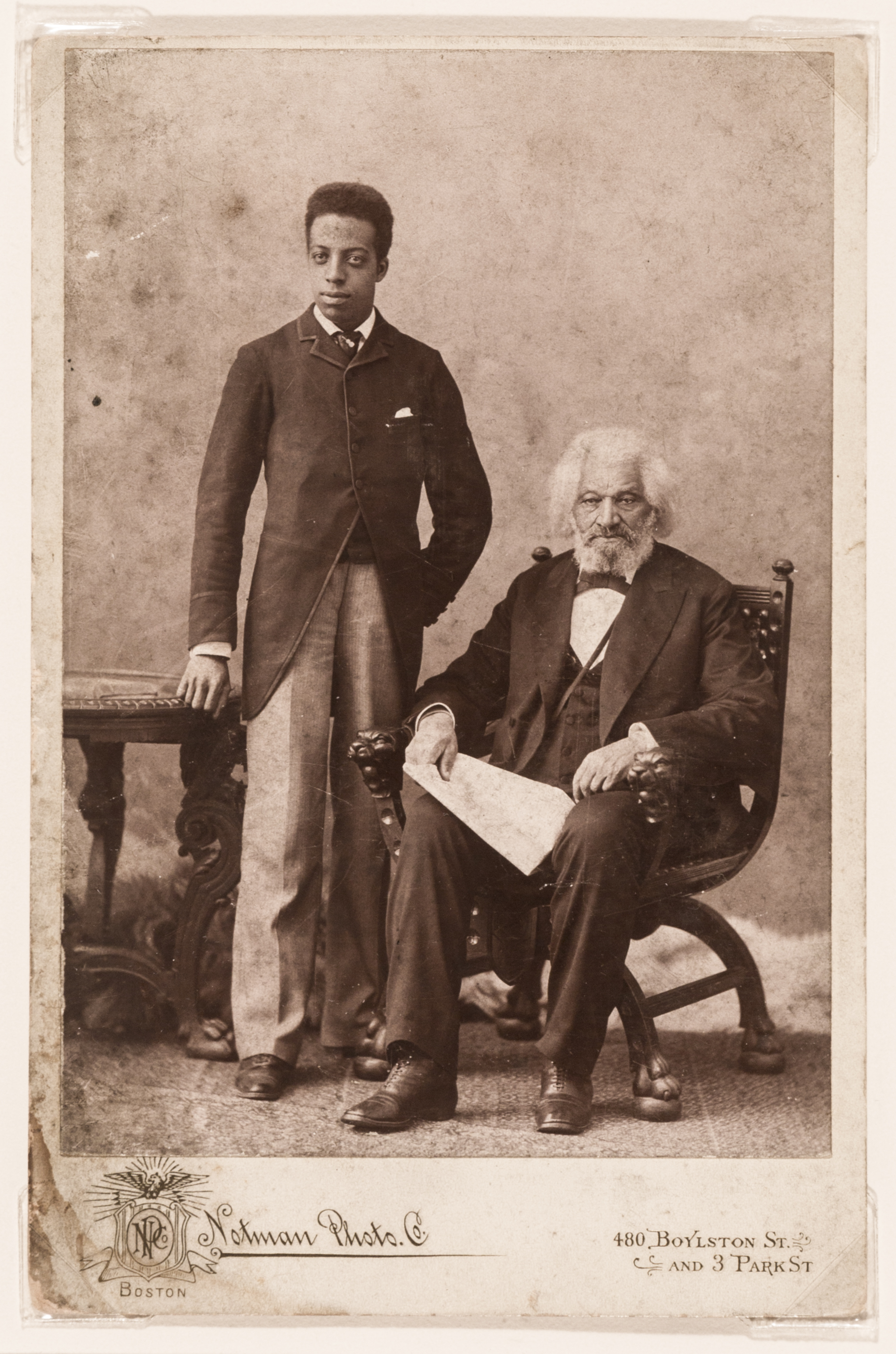 If I Survive Frederick Douglass and His Family - The ...