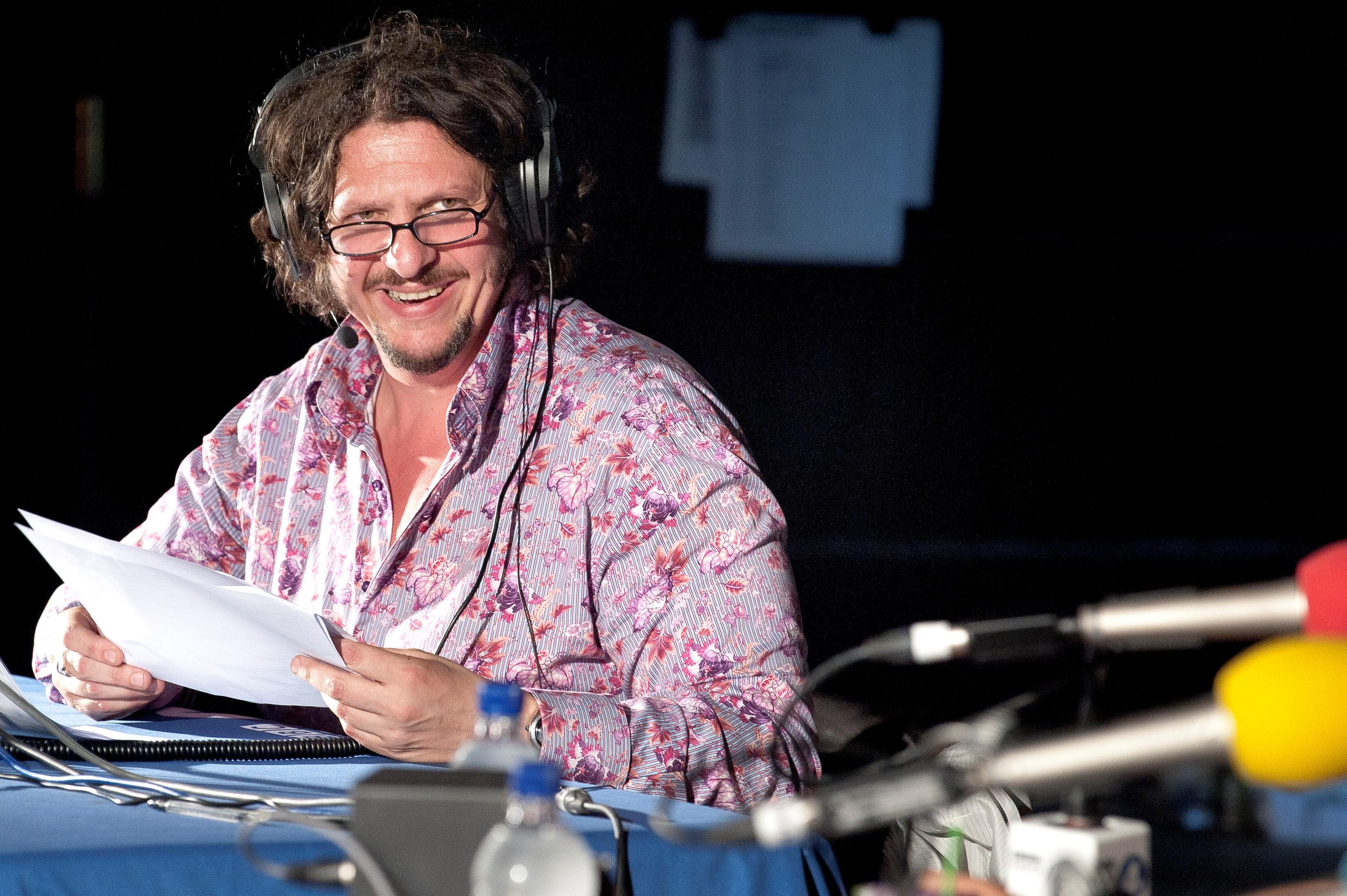 Bbc Radio 4s The Kitchen Cabinet At The Food Season The British