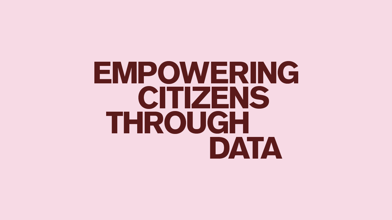 empowering citizens