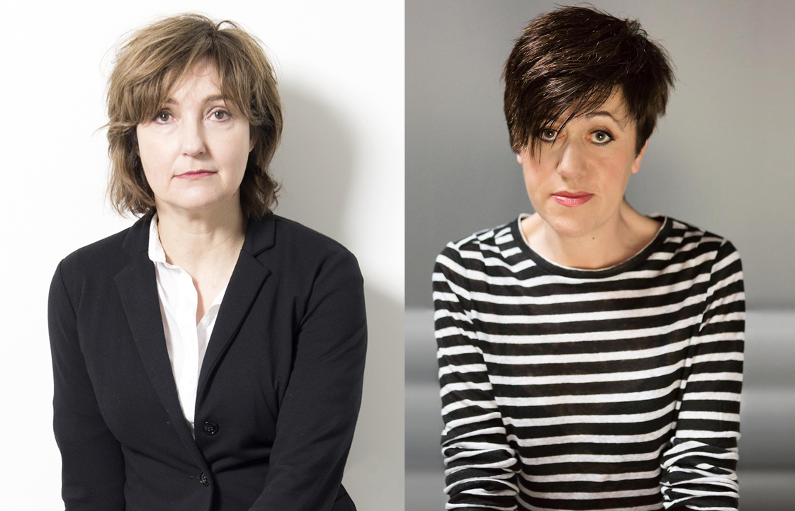 Viv Albertine and Tracey Thorn
