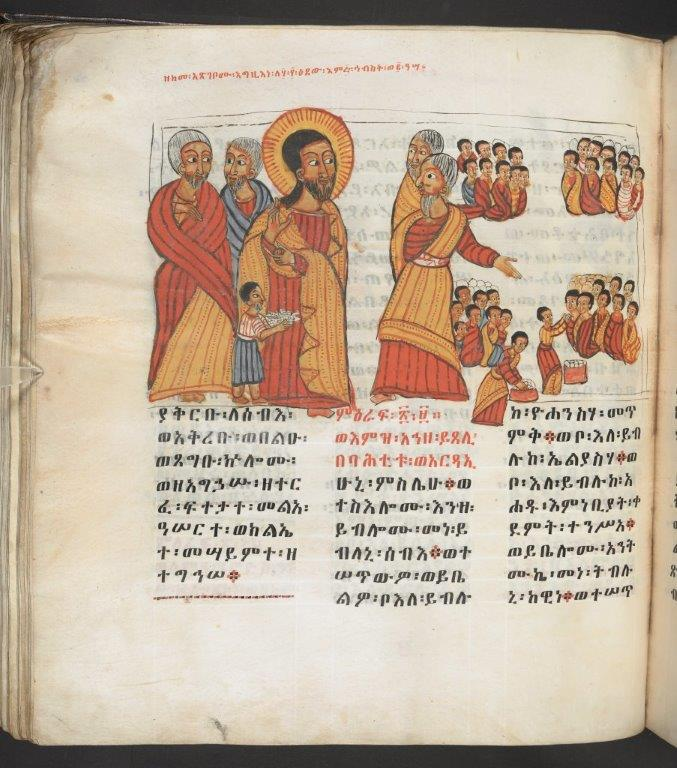 13 May Images of the Gospels