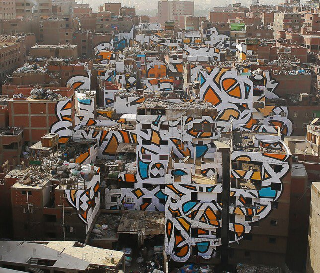The Word on the Street: Graffiti, Typography and Art