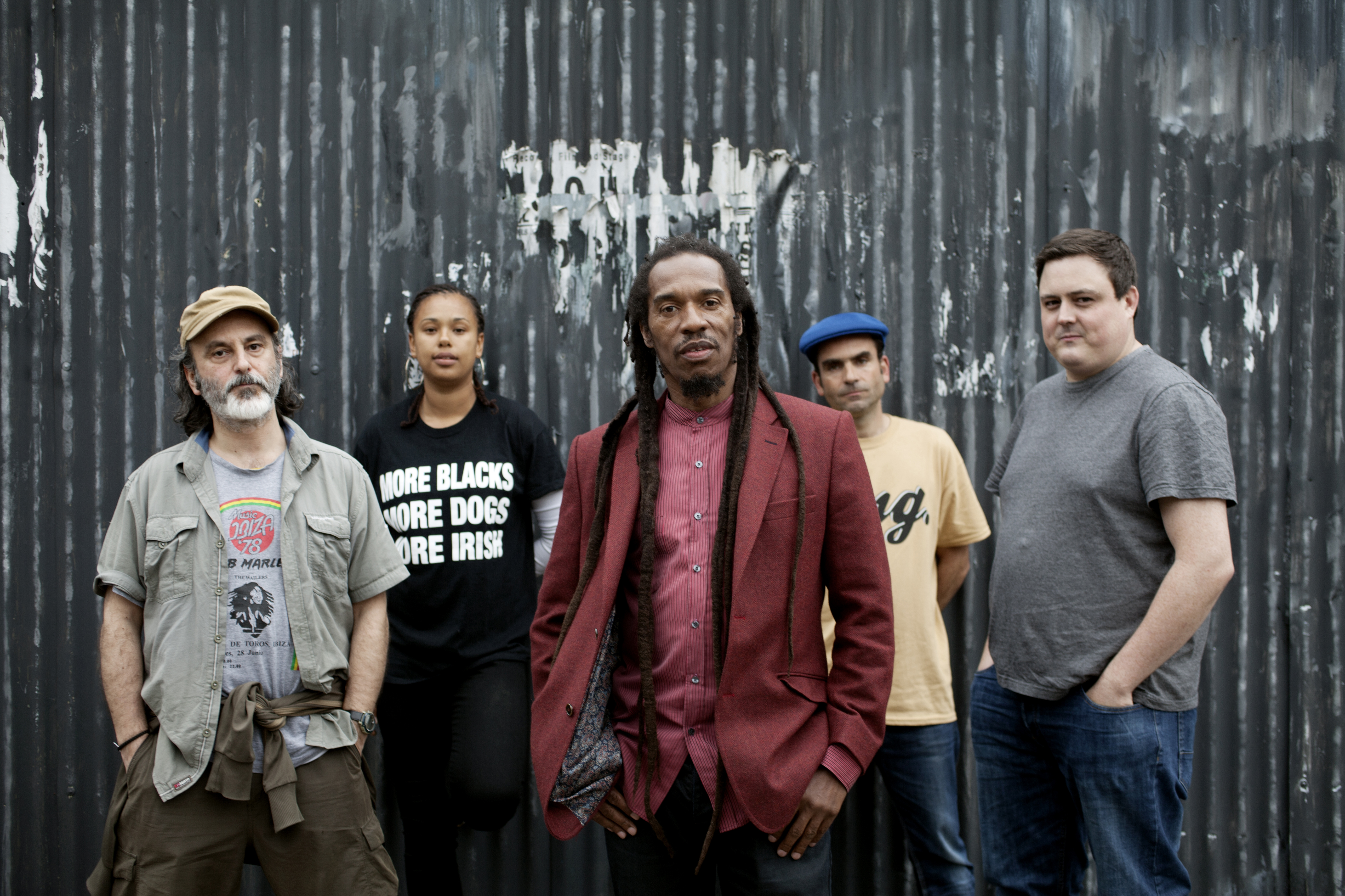 Benjamin Zephaniah and the Revolutionary Minds