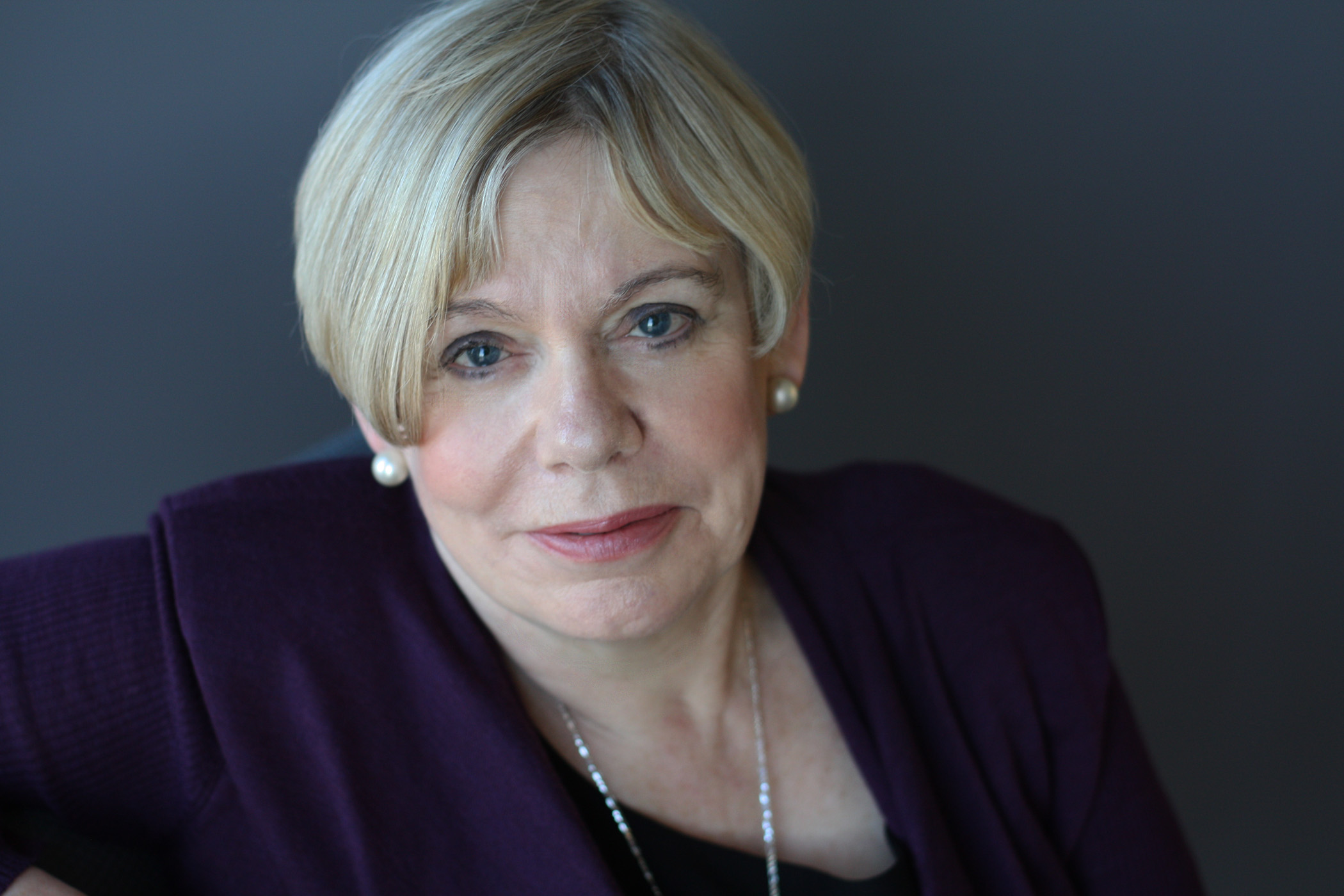 Photograph of Karen Armstrong