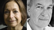 Claudia Roden and Simon Schama