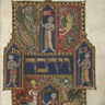 A hebrew illumination.
