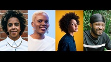 Four speakers for the British Black Food event