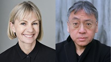 Kazuo Ishiguro and Kate Mosse