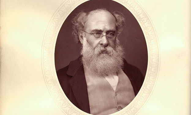 Anthony Trollope by Lock & Whitfield (1878)