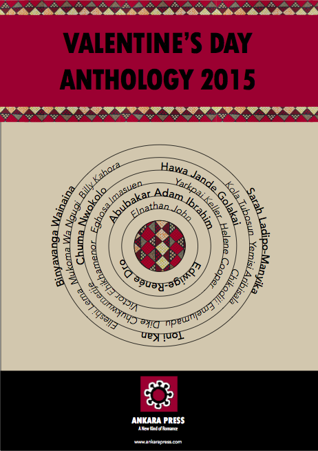 Valentines Day Anthology book cover – Ankara Press