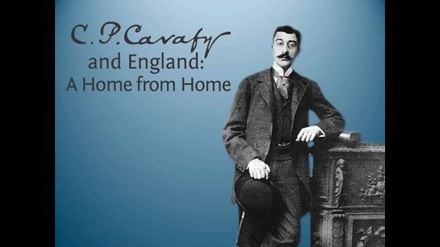 Image of C.P Cavafy and England: A Home from Home