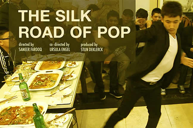 Film Screening: The Silk Road of Pop