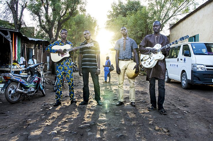 Songhoy Blues – Credit: Andy Morgan