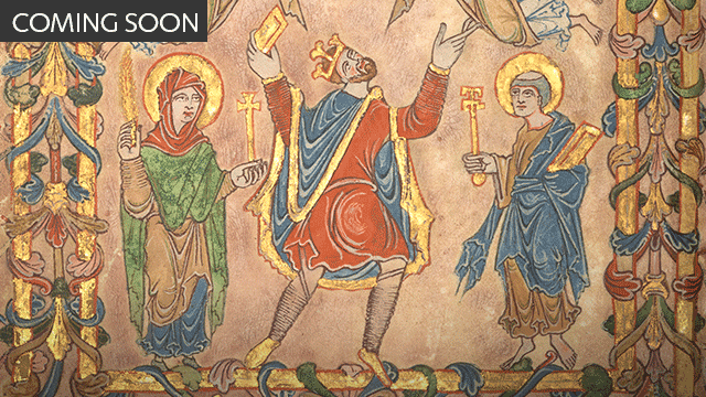 Anglo-Saxon Kingdoms: Art, Word, War, exhibition coming soon to the British Library