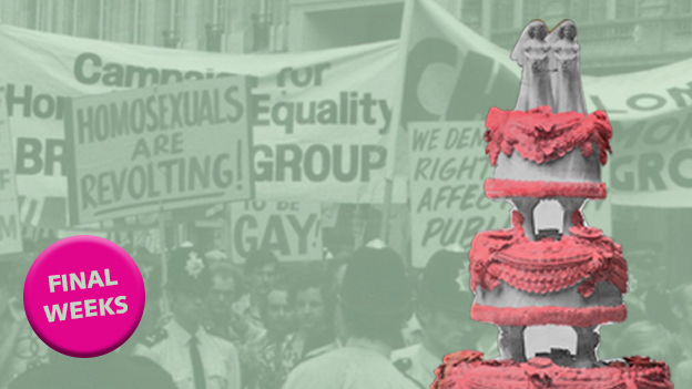 Final weeks for free exhibition Gay UK: Love, Law and Liberty (Images © LSE Library and Peter Tatchell)