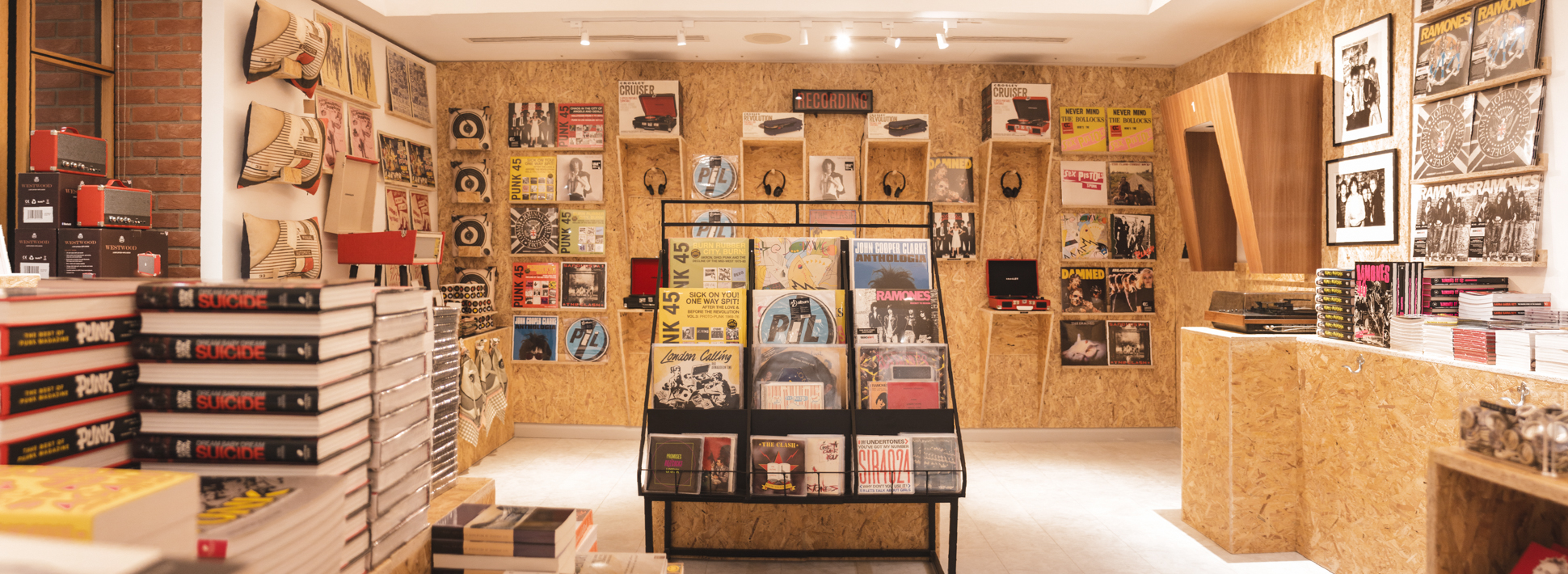 Punk Pop-up Shop at the British Library open until 2 October 2016