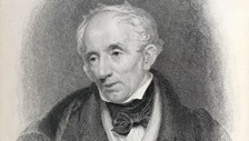 Drawing of William Wordsworth