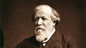Photograph of Robert Browning