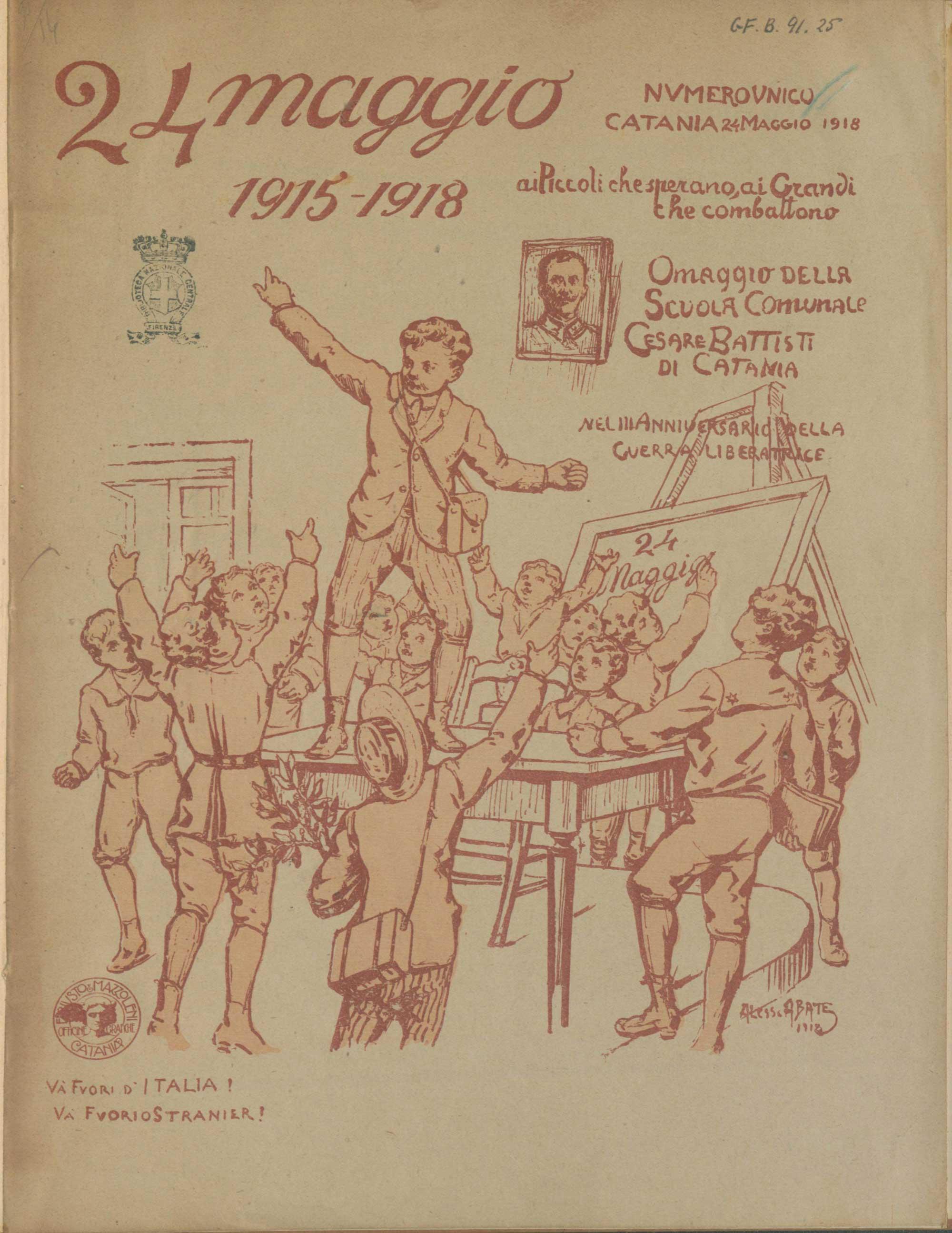24 May 1915-1918