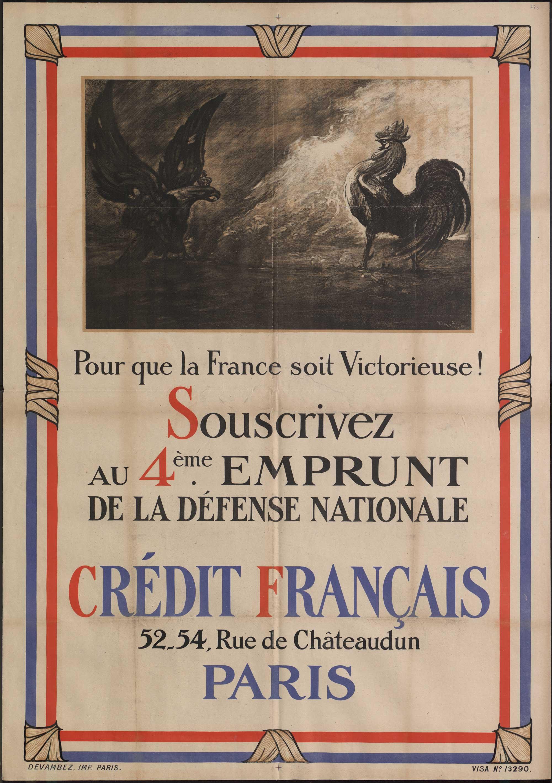 N. 280. Crédit français