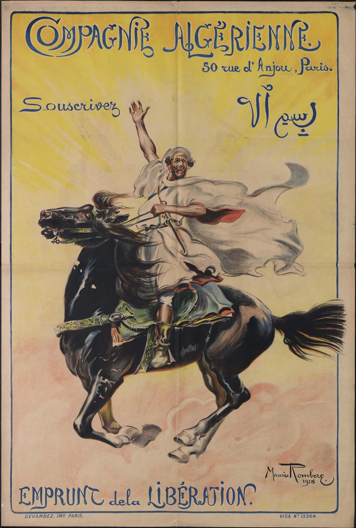Algerian Company Liberation Loan