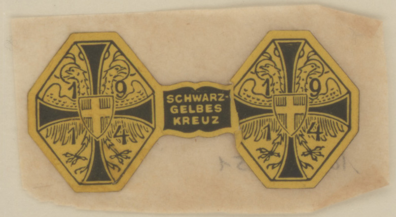 Black-Yellow Cross 1914