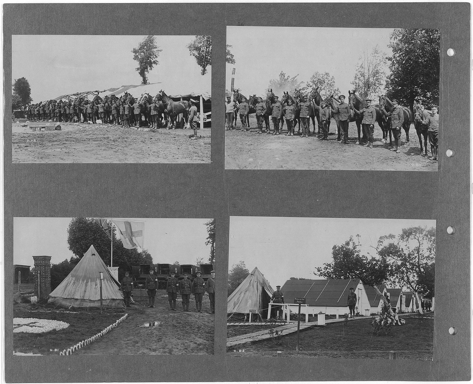 Photographs from the Canadian War Memorials copyright deposit