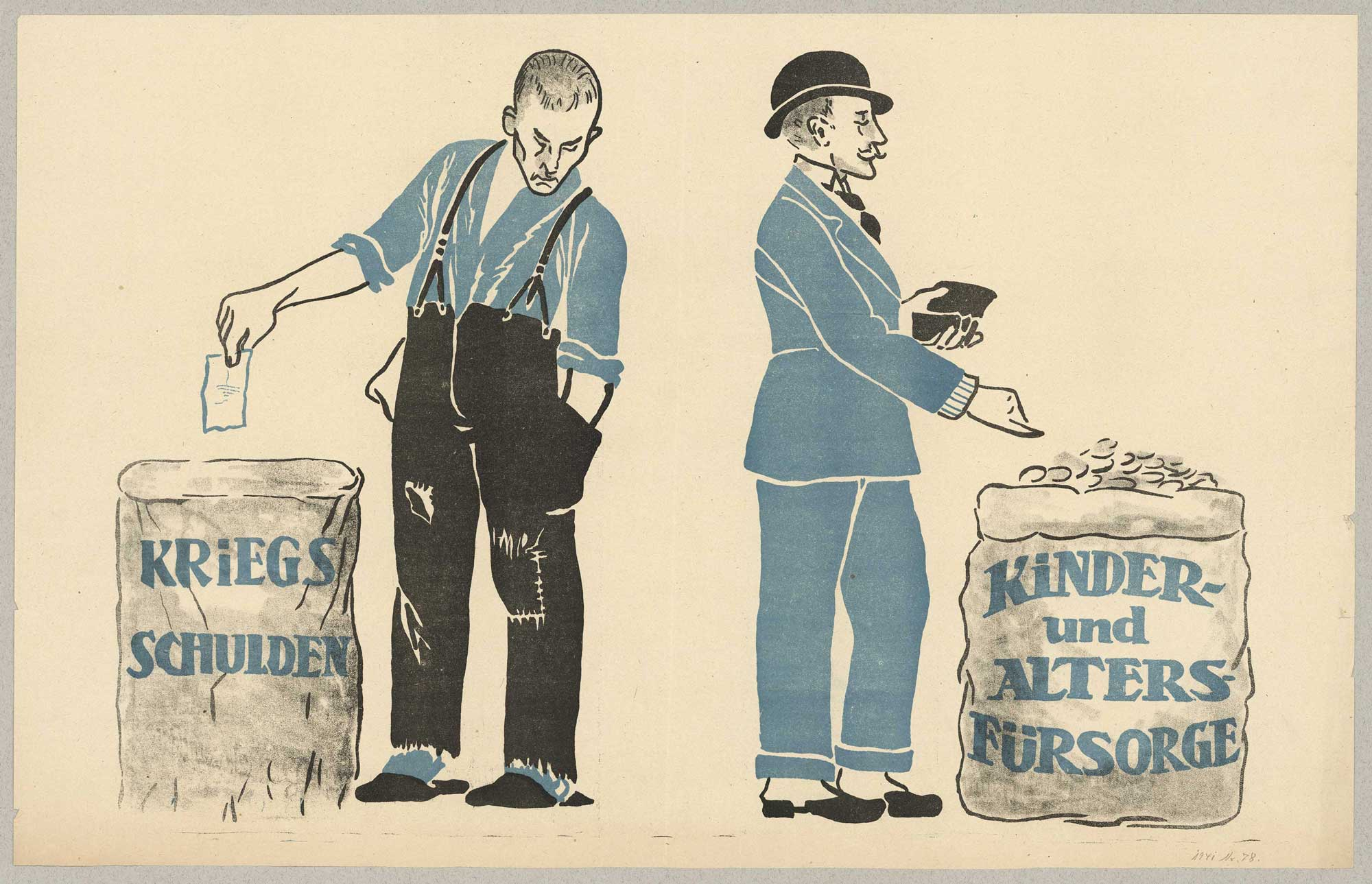 War indemnity or social welfare: Danish agitation prior to the referendum in Schleswig