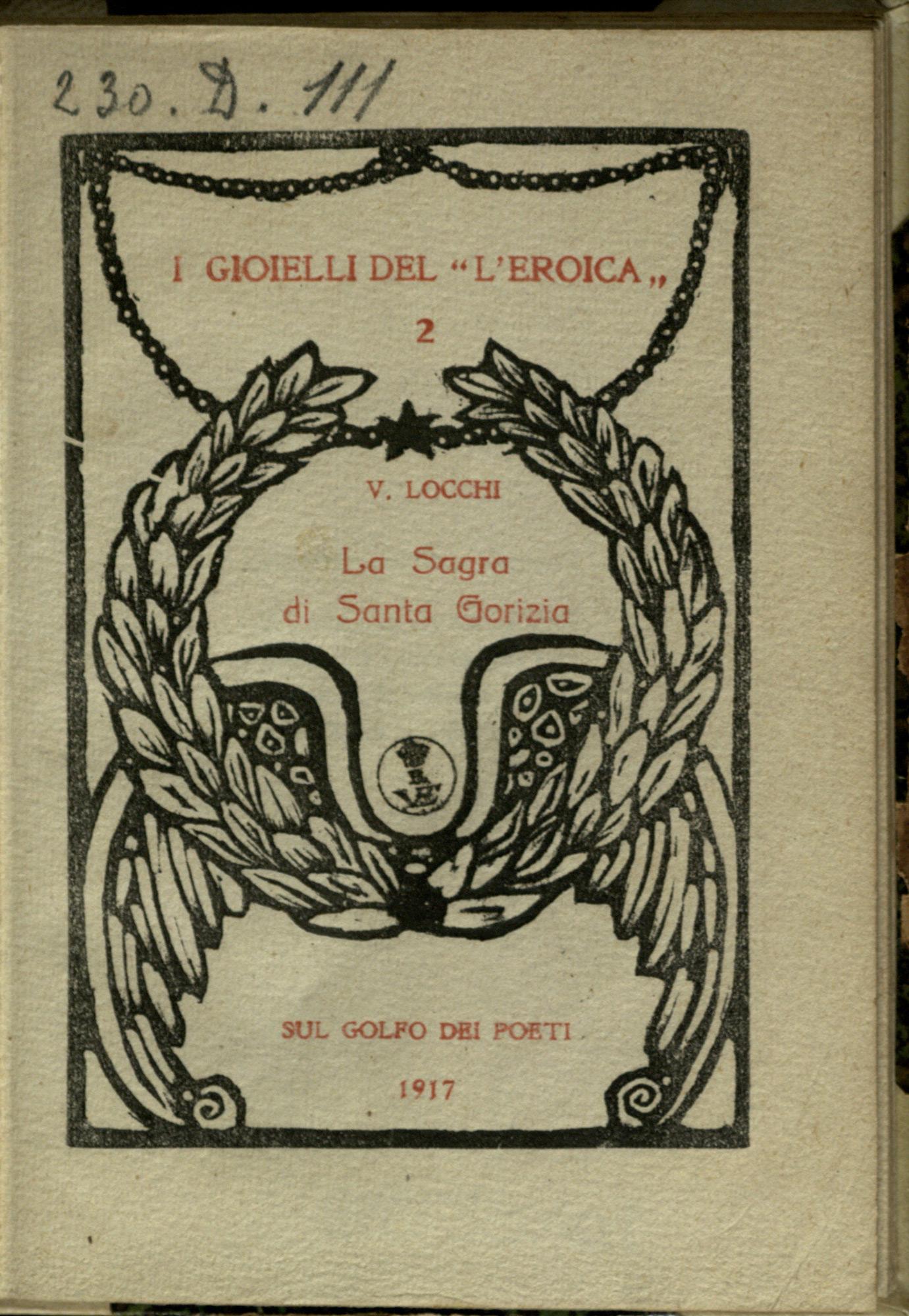 The feast of Santa Gorizia