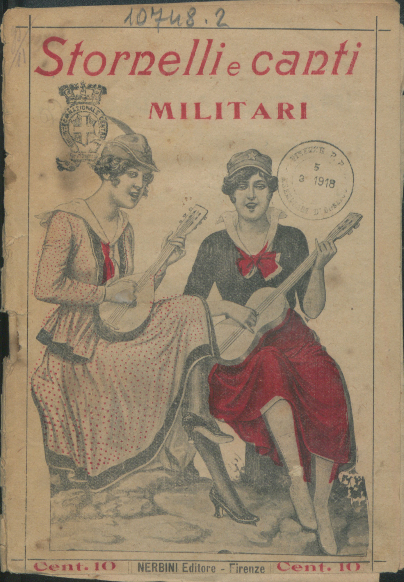 Folk songs and military songs