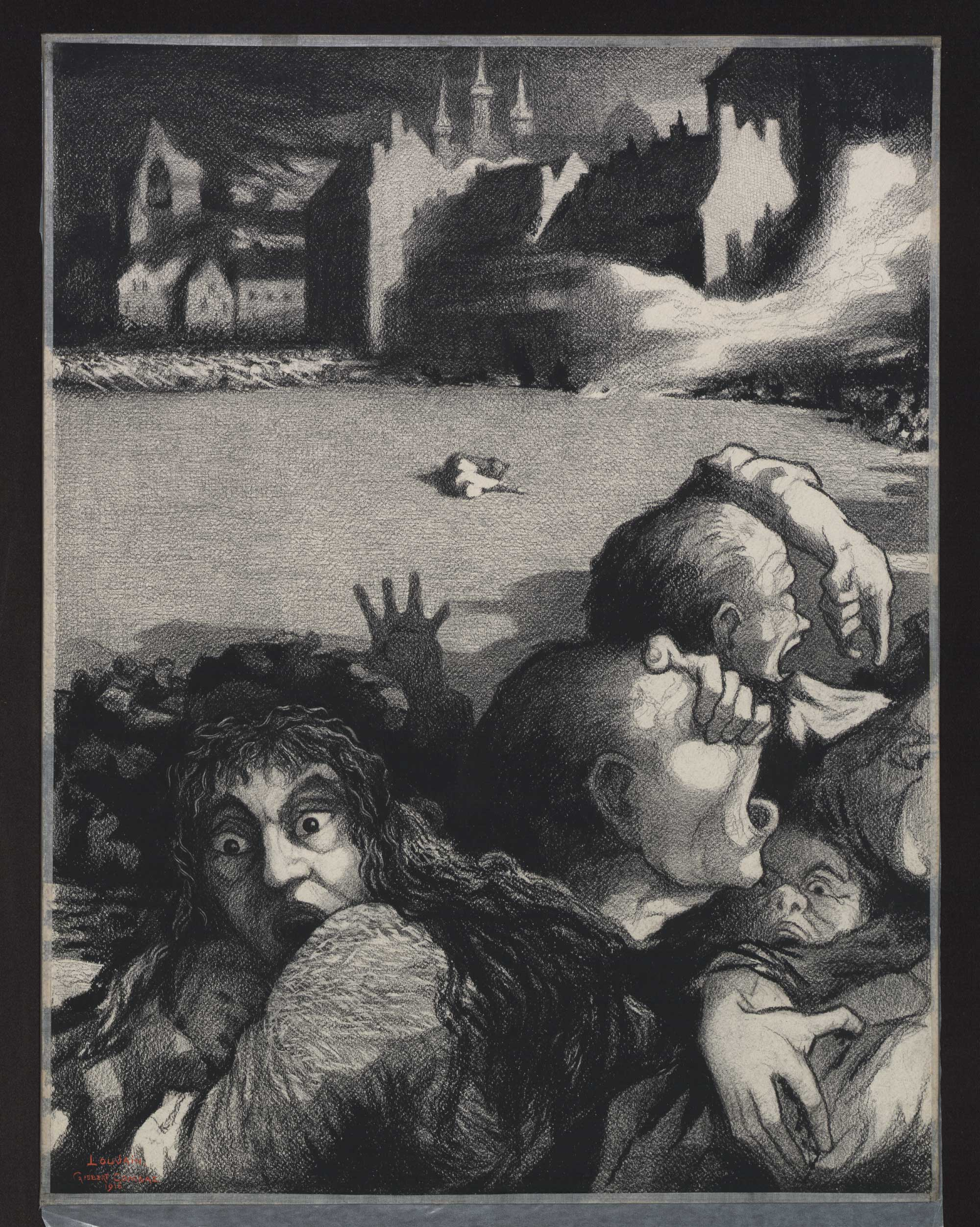 The 'German Atrocities' of 1914 - The British Library