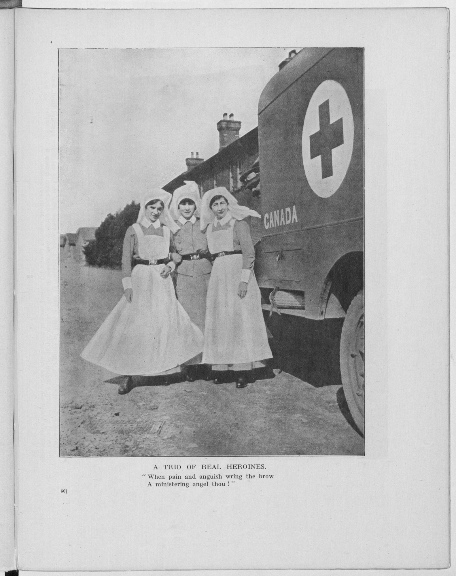 Oh, Canada! A medley of stories, verse, pictures and music contributed by the Canadian Expeditionary Force