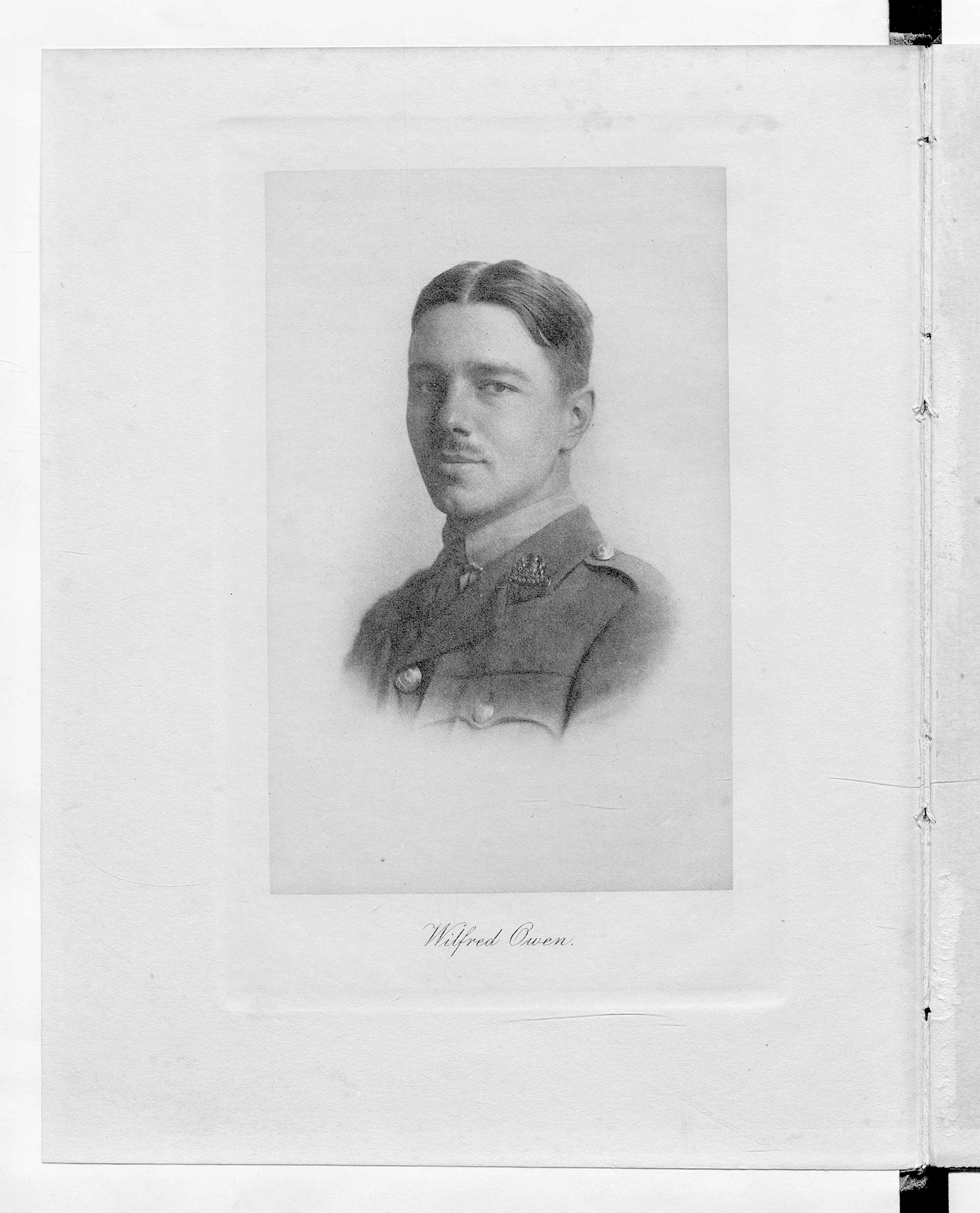 Published in 1920, Poems contains Wilfred Owen's best known works.