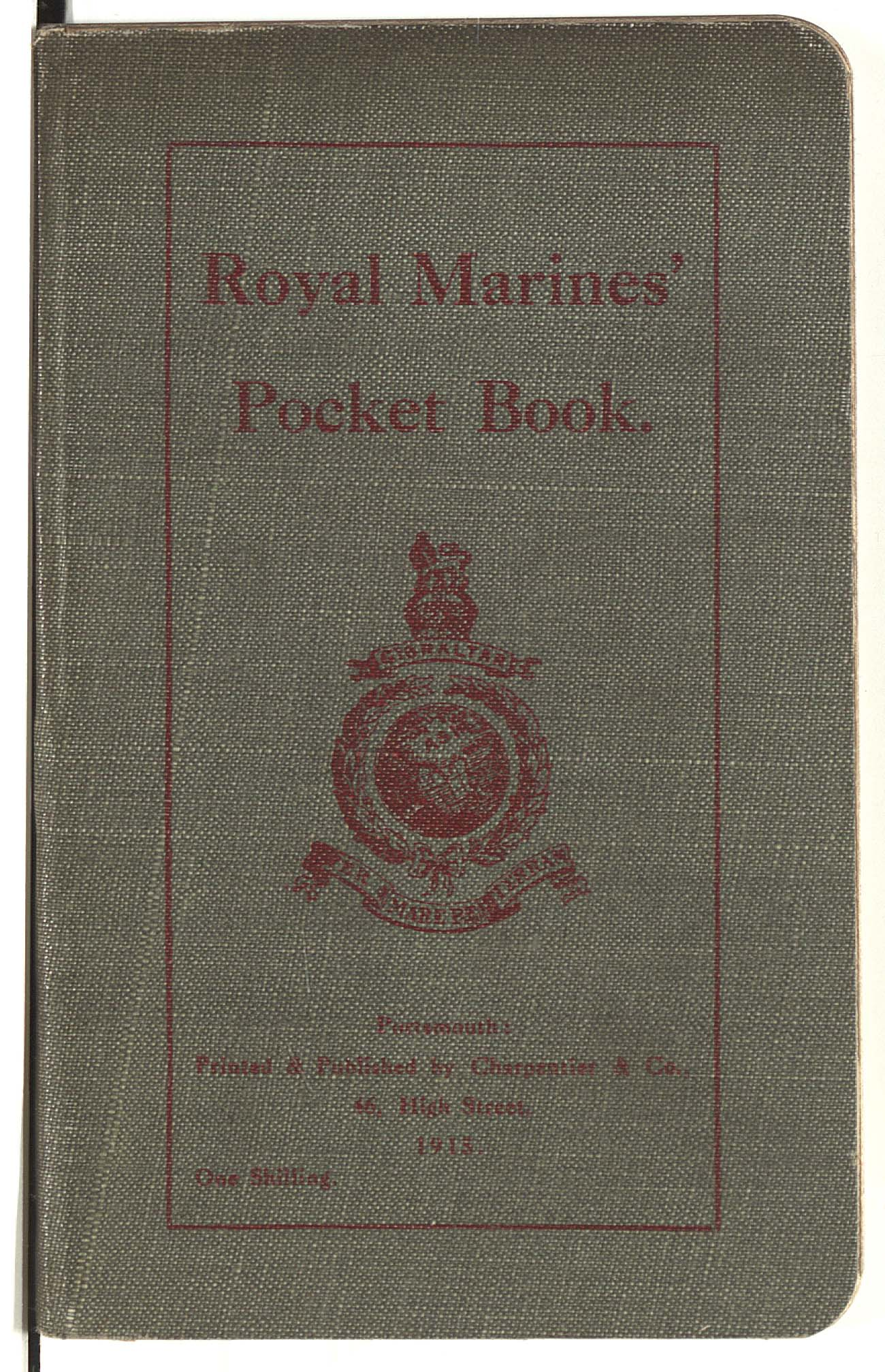 Royal Marines' Pocket Book