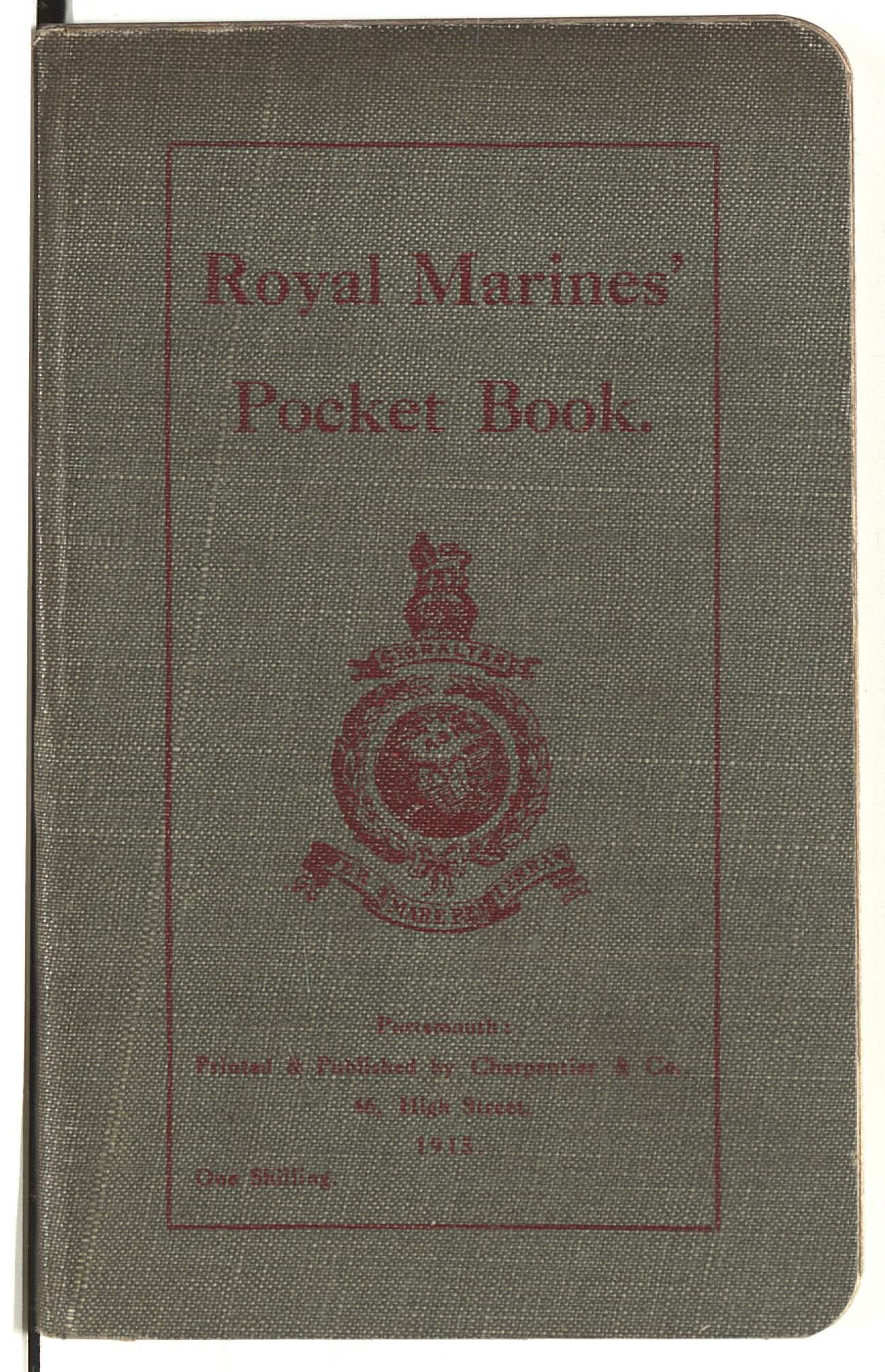 Royal Marines' Pocket Book