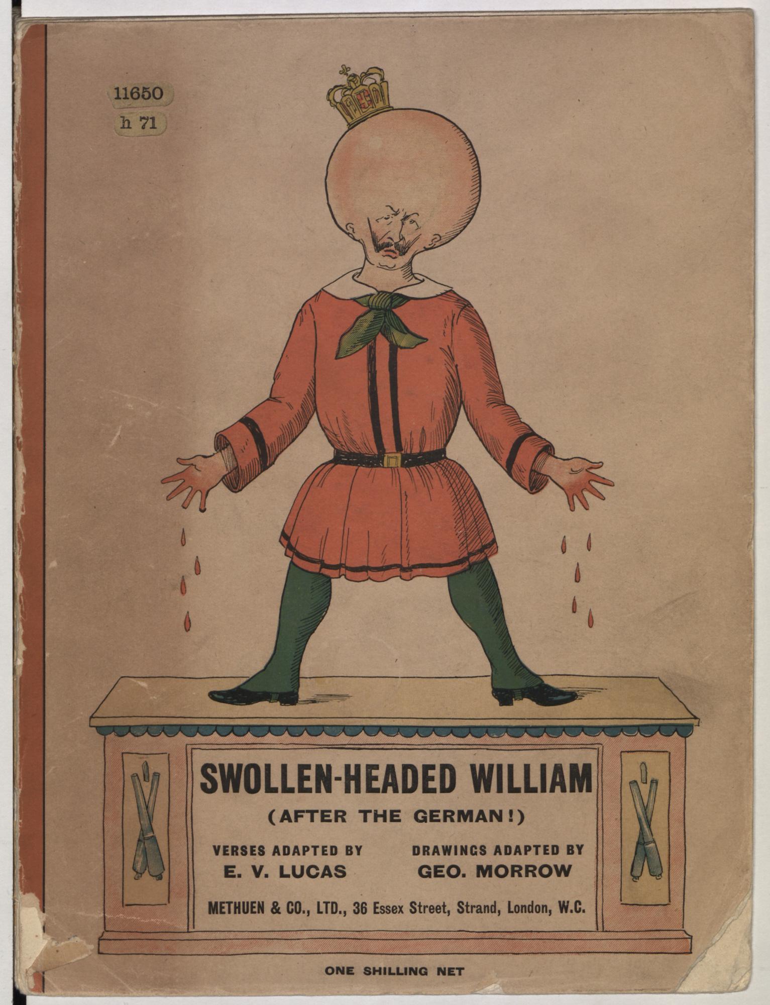 Swollen-headed William (after the German!)