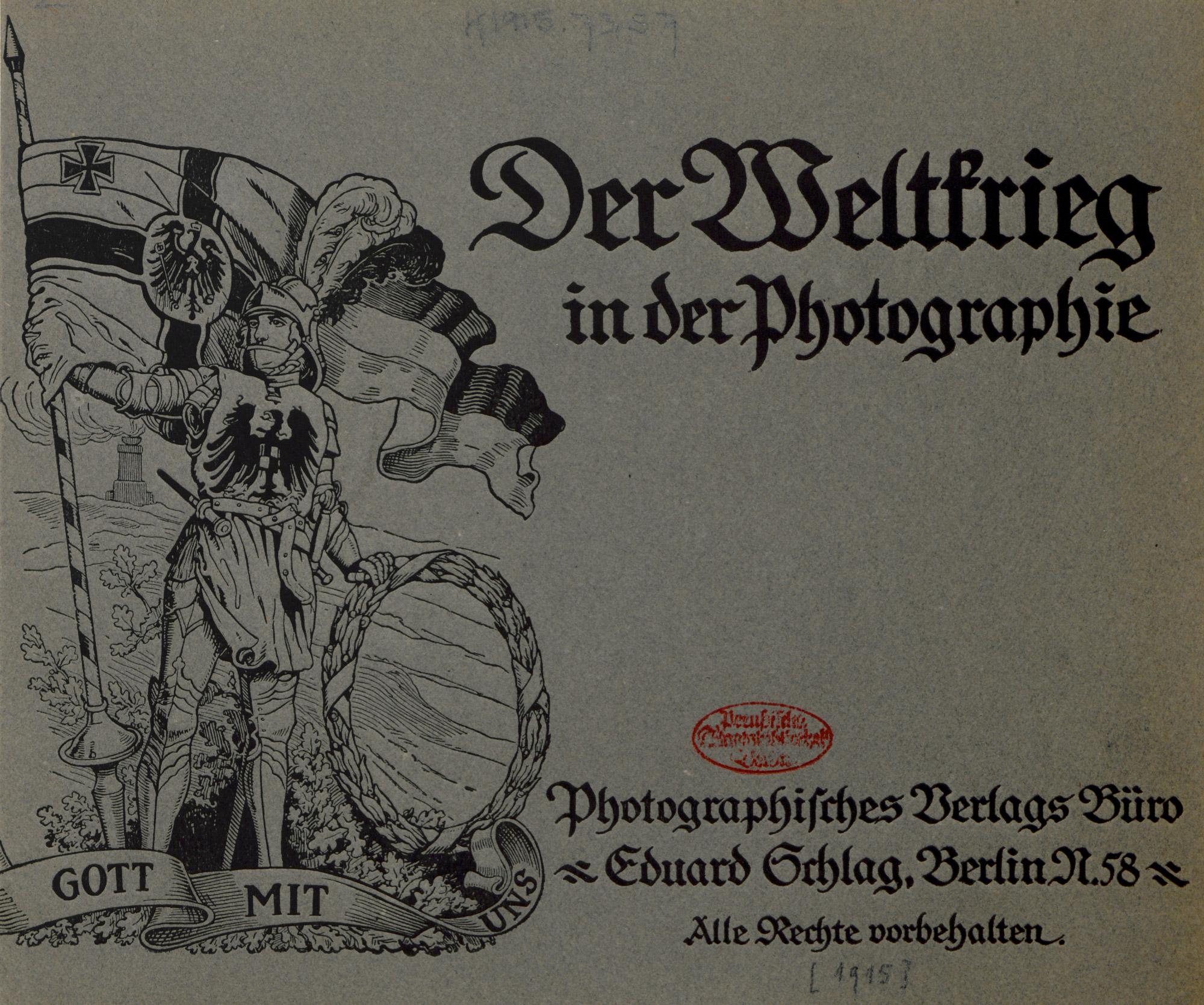 The world war in photographs
