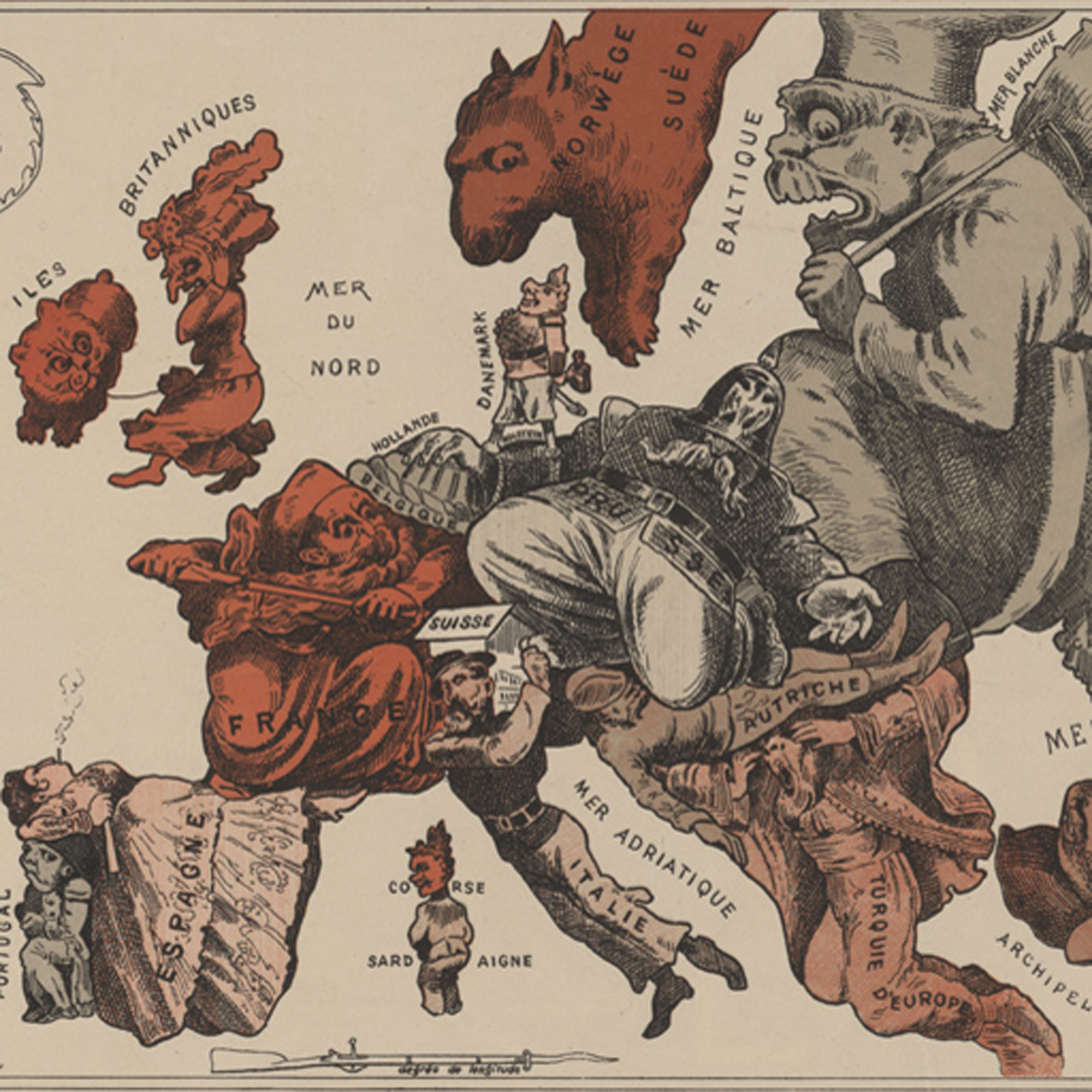 europe satirical map crop