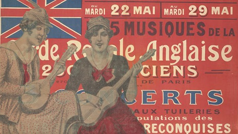 Poster of a music concert (c) IWM (Art.IWM PST 6980)