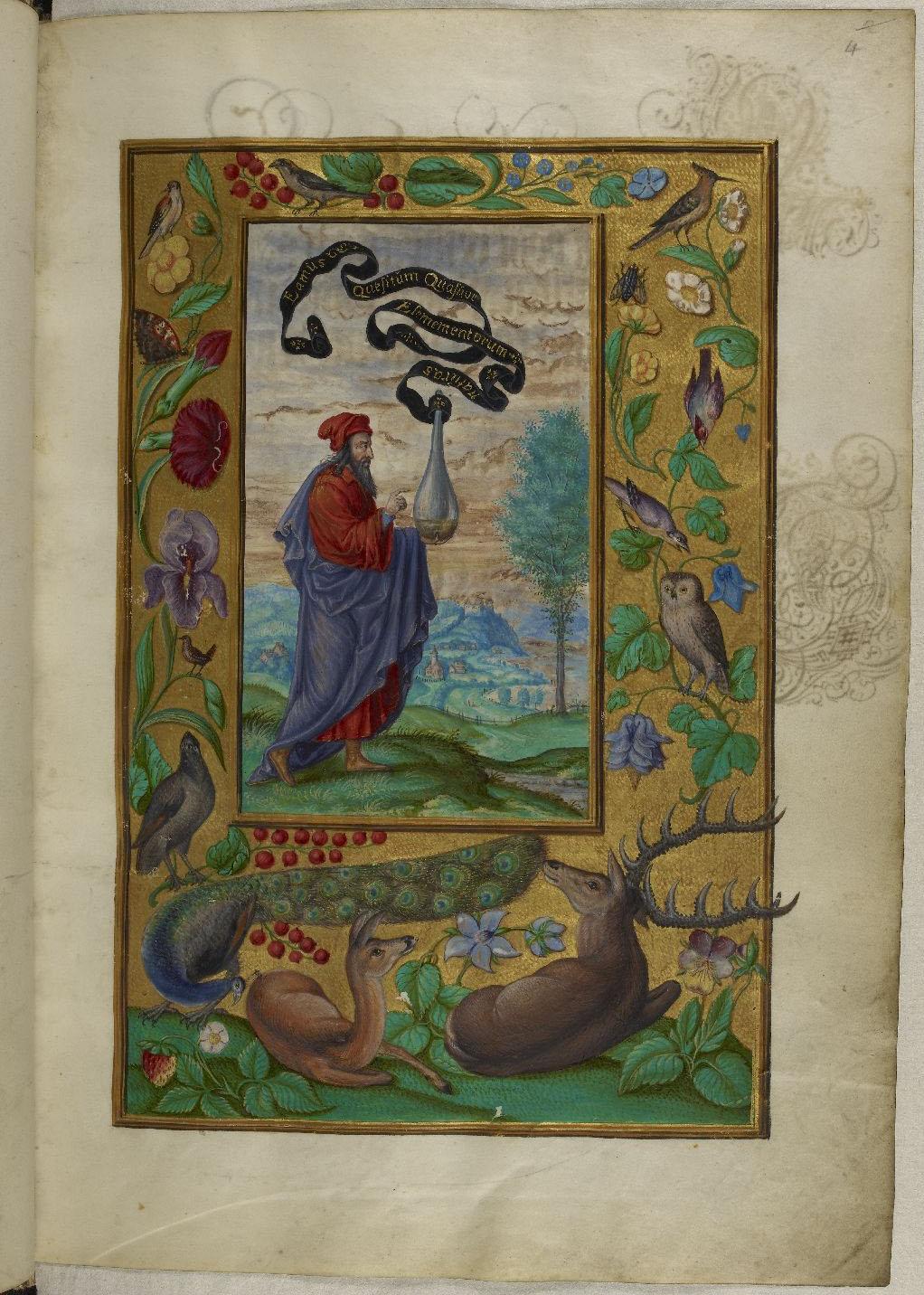 Splendor Solis manuscript