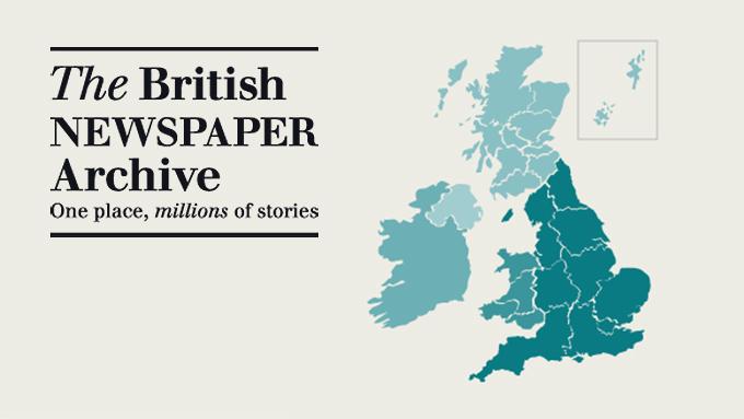 British Newspaper Archive - The British Library
