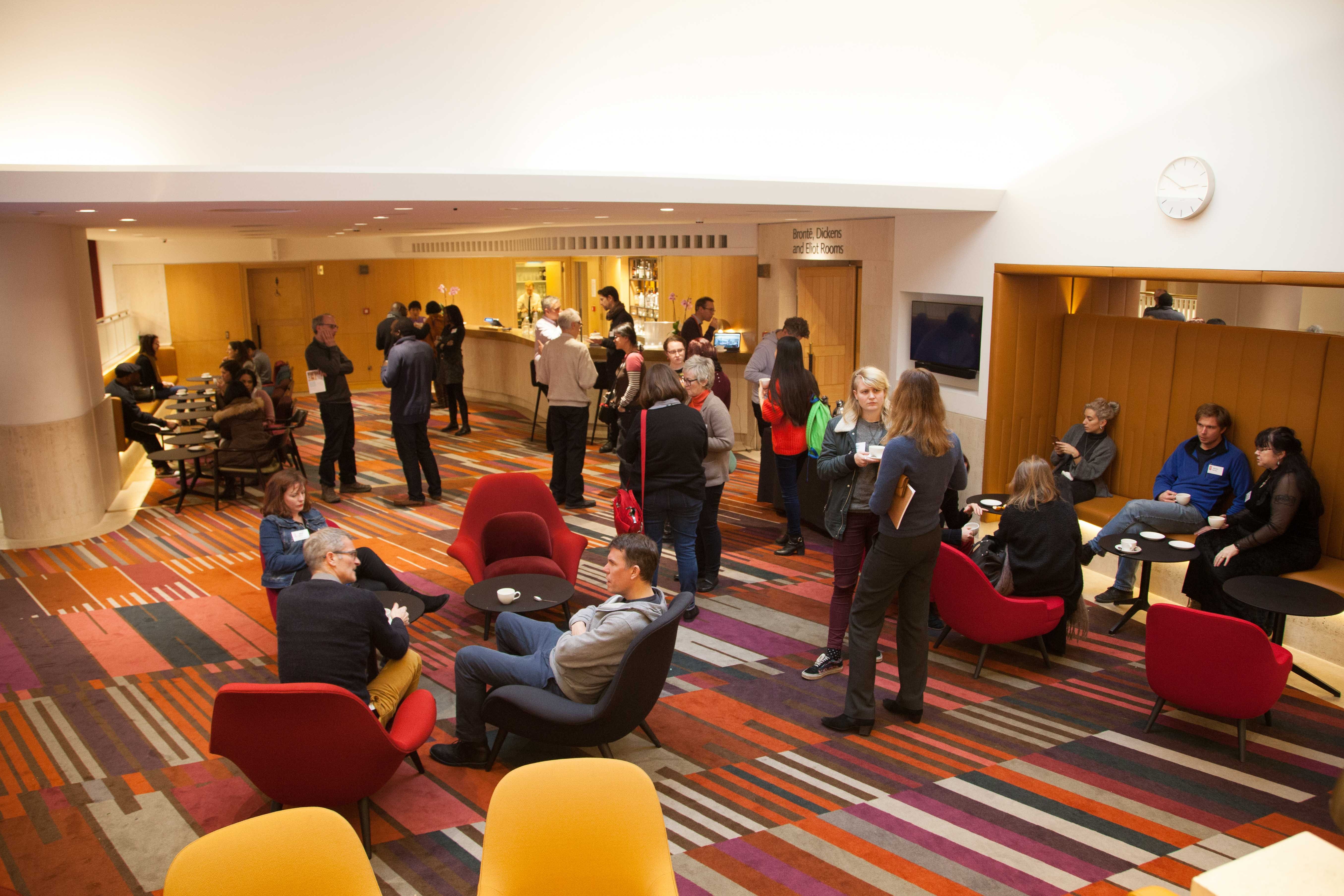 research networking British Library