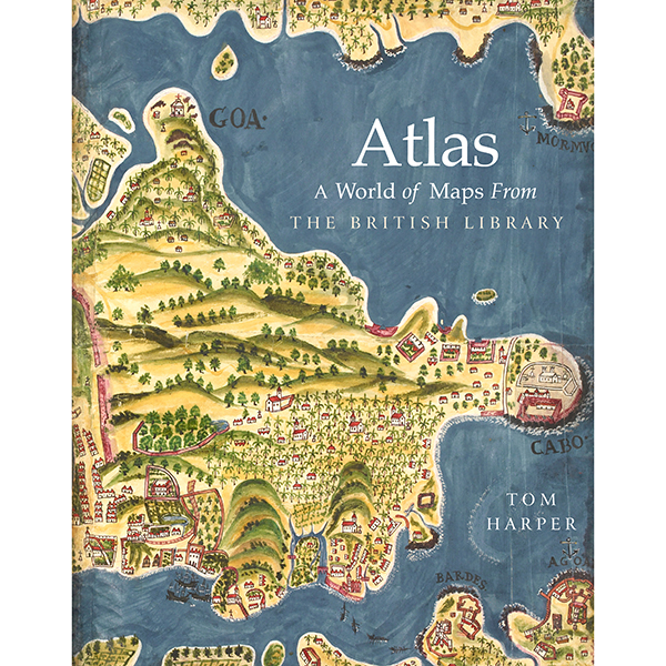 Map Of Uk To Buy.Atlas A World Of Maps From The British Library