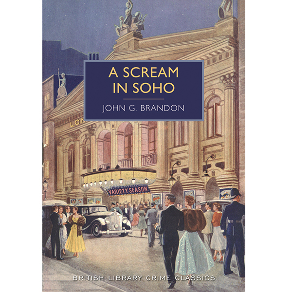 Scream in Soho